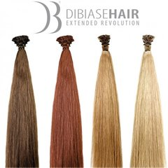 Di Biase hair extensions (keratine/wax)