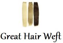 Great hair weft/haarmatten