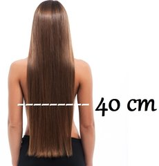 40 cm Natural Straight