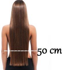50 cm Natural Straight