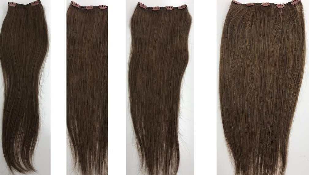 Clip-in-hairextensions