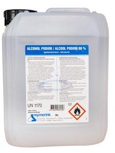 Alcohol 80% 5 liter