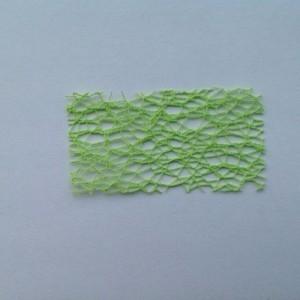 Nail Art Kant Lime Groen