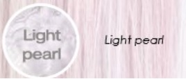 Pastel light pearl