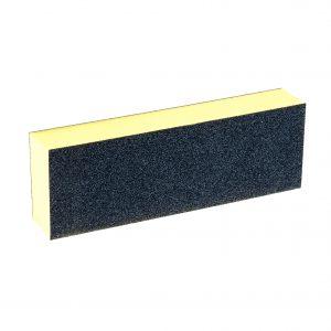 Blok nagelvijl geel 240-240 grit