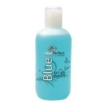 Nail Perfect - Blue Scrub 250 ml