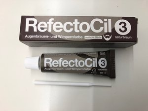Refectocil verf 3 natuur bruin
