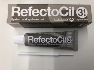 Refectocil verf 3.1 licht bruin