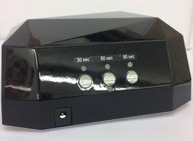 CCFL Led & UV Lamp Zwart 36 WATT met 30/60/90 seconden timer MET GARANTIE!