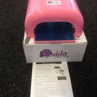 UV lamp 36 watt (roze)