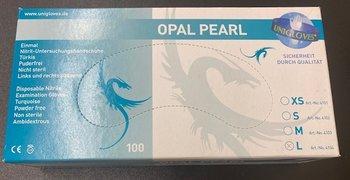 Nitril Handschoen Opal Pearl 100st maat L