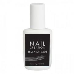 Nail Creation Brush on Glue 14 gram