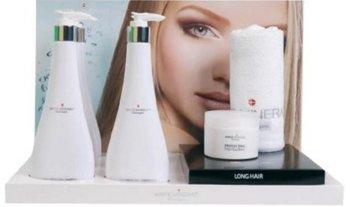 White Mineral - Shampoo en Conditioner + GRATIS hairbutter en handdoek