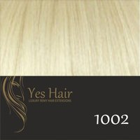 Yes Hair Extensions Gold Line 52 cm NS kleur 1002