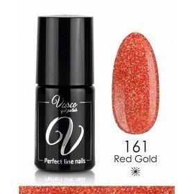 Vasco Gel Polish 161 Red Gold 6ml