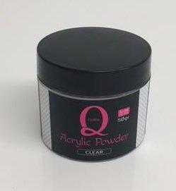 Quida Acryl Poeder Clear 50 gram Fast