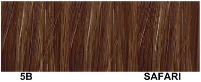 Haarstukje Twister Kleur: 5B