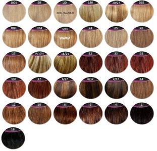 Kleuren overzicht haarverlenging Great Hair - Hairshoponline