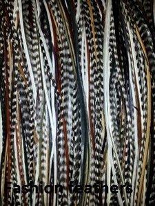 Feather bundel Mix Naturel