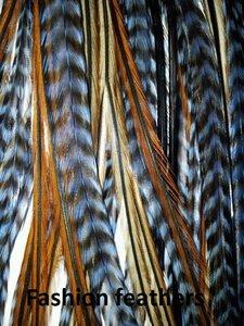 Feather bundel Blu