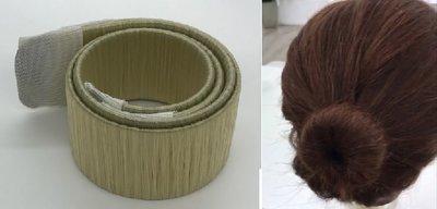 Haarstrip - knot maker  BLOND