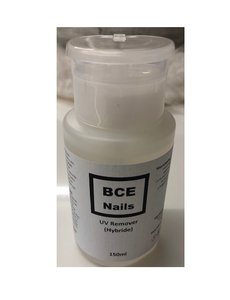 BCE Nails gelpolish remover 150 ml