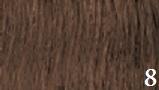 Di biase hairextensions stijl 30 cm KL: 8