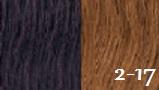 Di biase hairextensions stijl 30 cm KL: 2/17