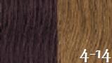 Di biase hairextensions stijl 30 cm KL: 4/14