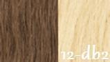 Di biase hairextensions stijl 30 cm KL: 12/db2