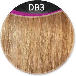 Great Hair weft 50 cm breed, 50 cm lang KL: DB3 - goudblond