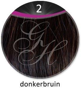 Great Hair extensions  55/60 cm stijl KL:2